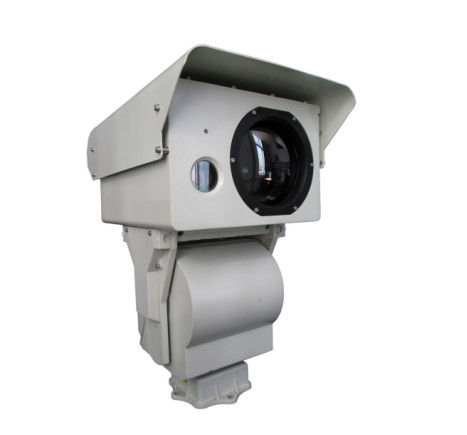 Eo Ir Infrared Dual Thermal Camera 24 Hours Real Time Monitoring Within 2 - 10km